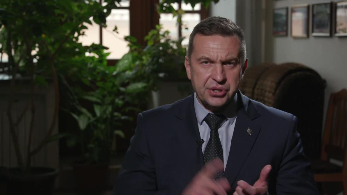 """Белоруссия: """"Мы гуманно применим оружие по отношению к ним, в том числе и огнестрельное"""" – Карпенков о мерах к протестующим"""