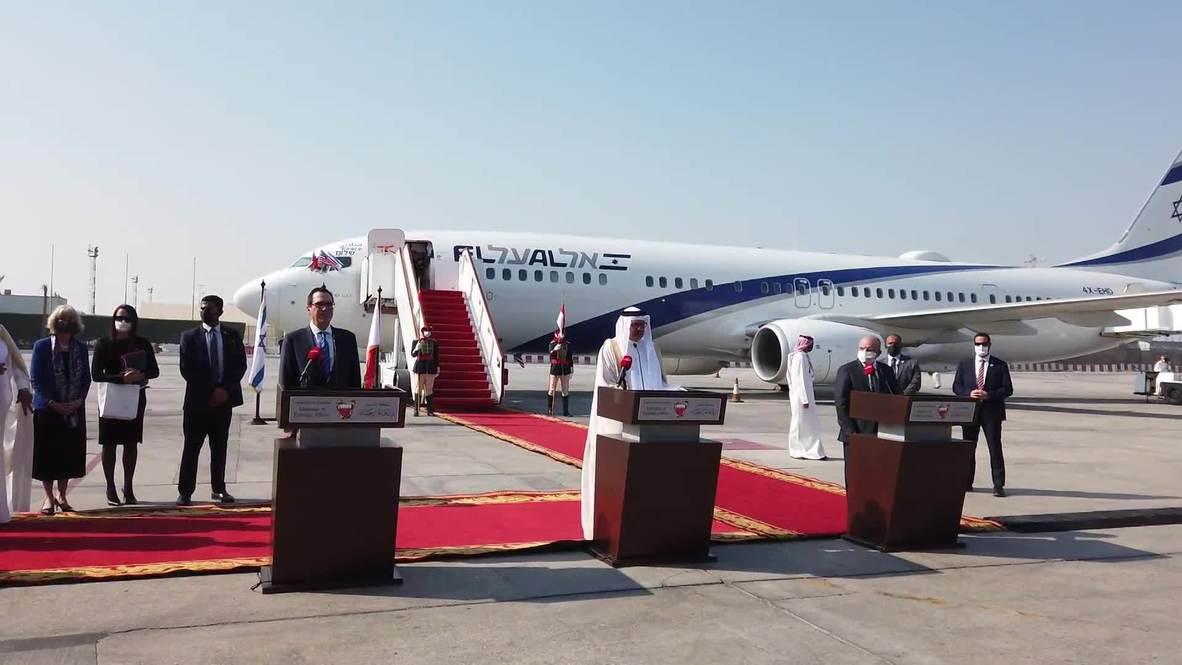 Bahréin: Esperamos construir relaciones más sólidas – Delegación israelí sobre relaciones con Bahréin