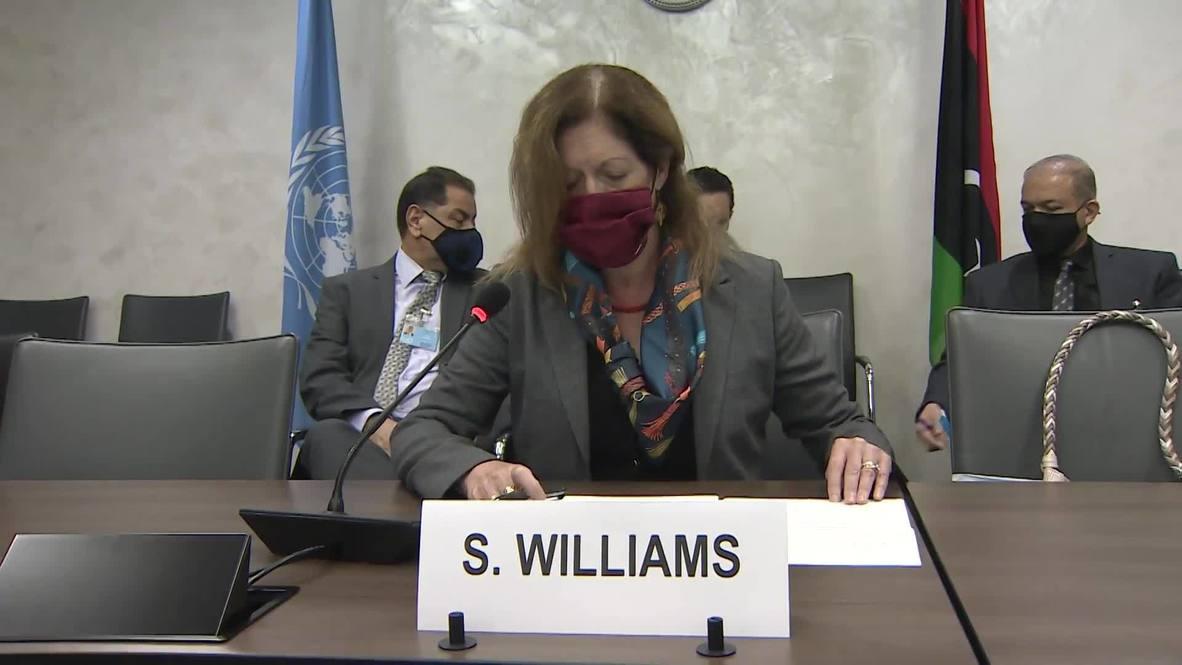 Switzerland: UN envoy calls for opening humanitarian corridors, release of detainees in Libya