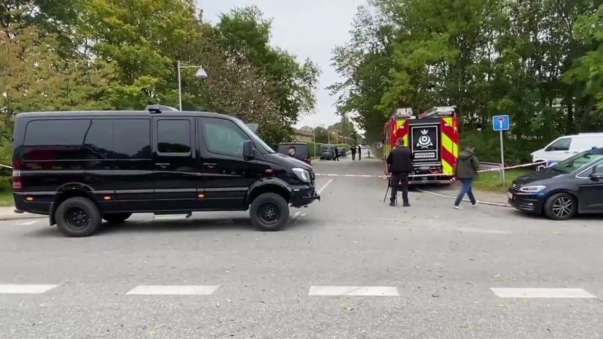 """Dinamarca: El asesino del submarino Peter Madsen intenta escapar de la prisión con una """"bomba""""."""