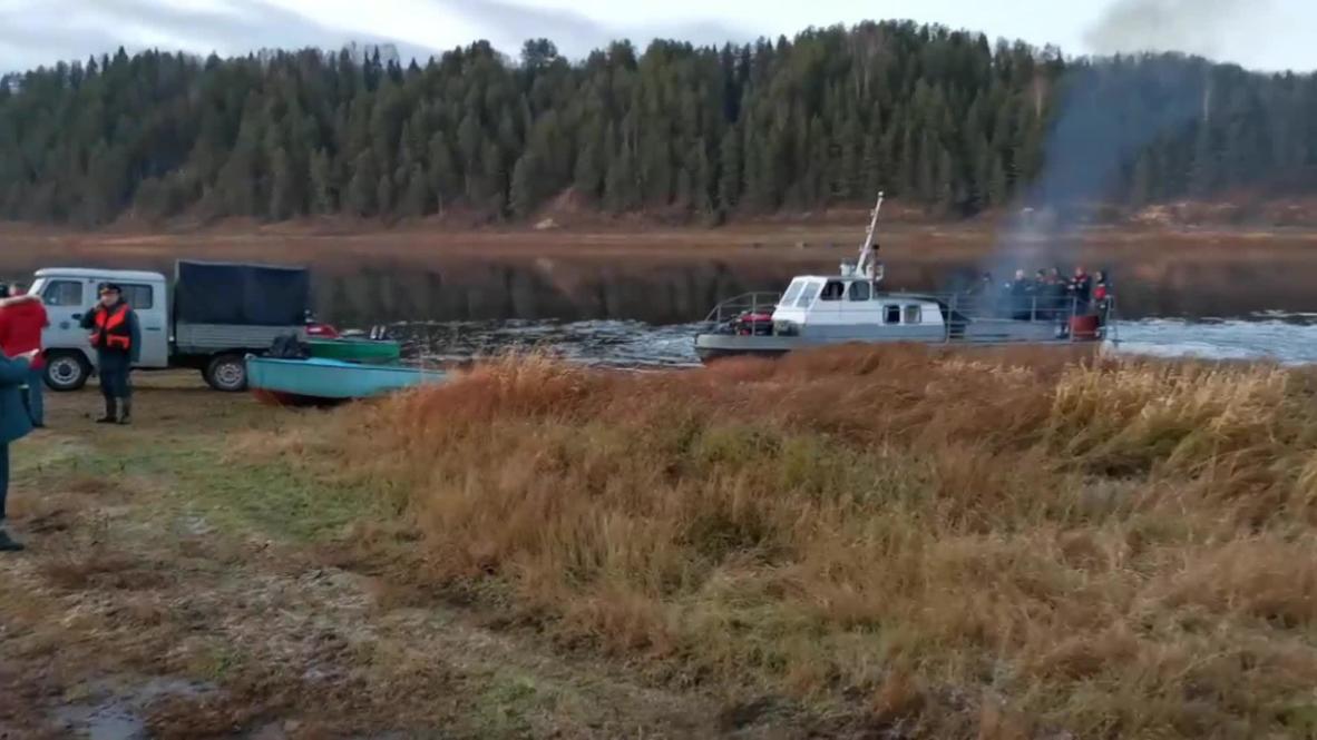 Россия: Два человека погибли при крушении легкомоторного вертолета в Вологодской области