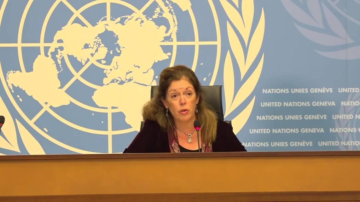 Suiza: Enviada de la ONU anuncia acuerdos entre las partes en conflicto en Libia durante las negociaciones de Ginebra