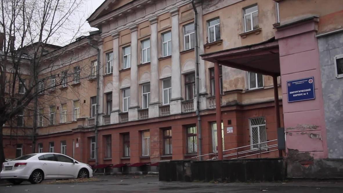 Россия: Городскую больницу в Челябинске полностью оборудовали для лечения больных COVID-19