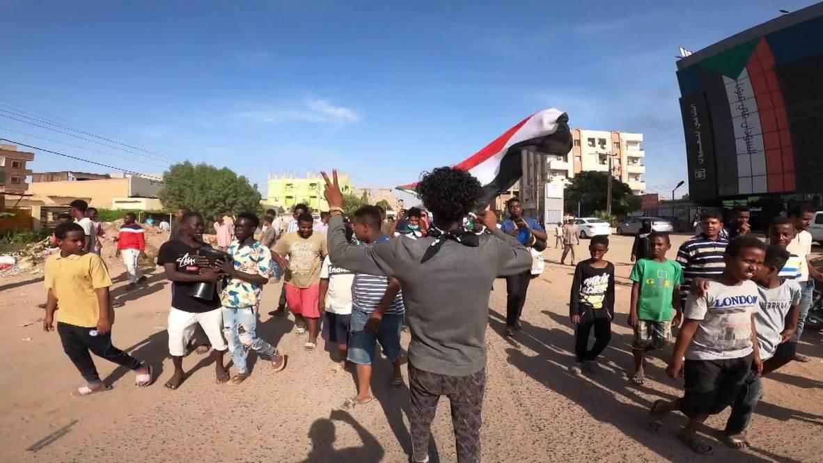 السودان: مقتل شخص وإصابة 14 في مظاهرات الخرطوم