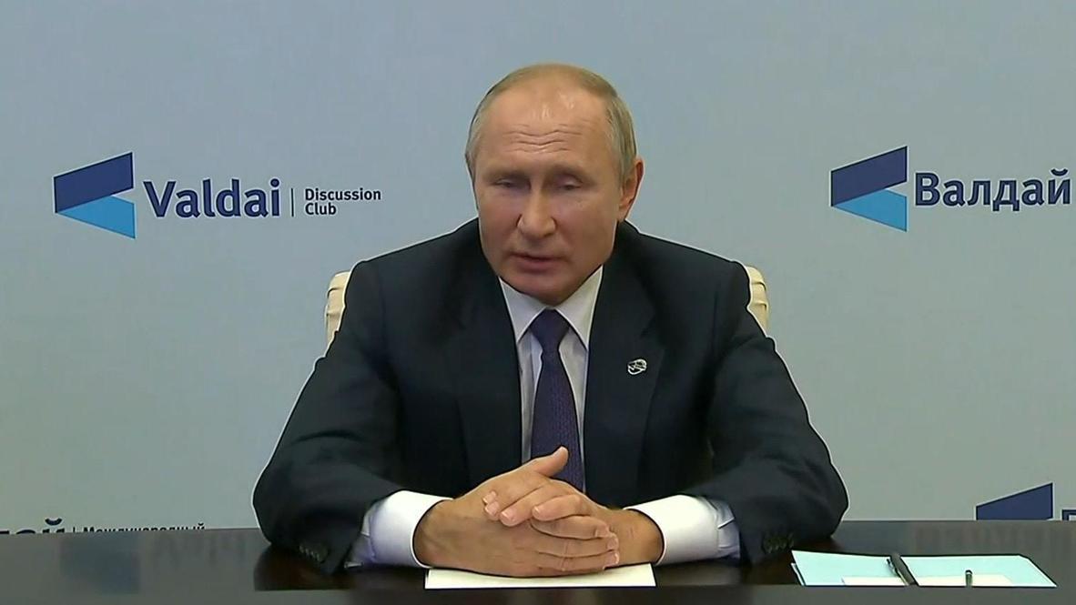 روسيا: بوتين: لقد اعتدت على اتهامات الغرب، لذلك لم أعد أهتم