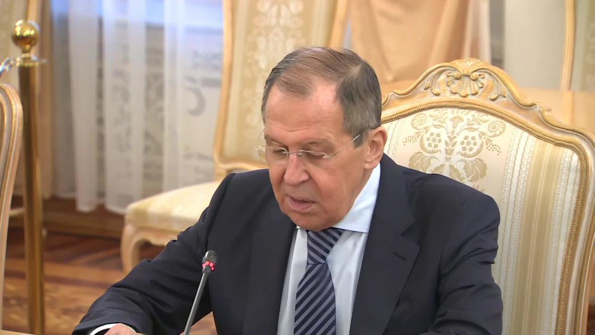 Россия: Обстановка в Киргизии входит в спокойное русло - Лавров