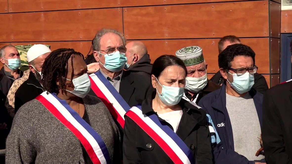Francia: Imán de Drancy dedica la oración del viernes al profesor decapitado Samuel Paty