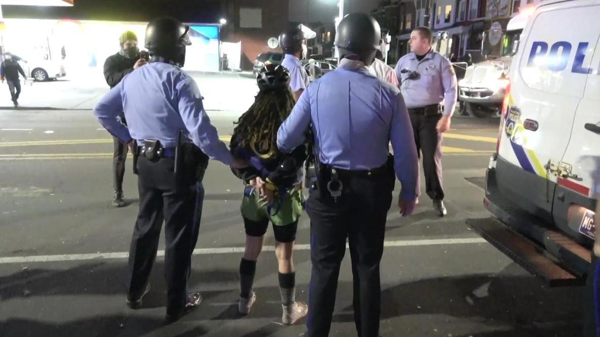 EE.UU.: Oleada de protestas en Filadelfia tras la muerte de un afroamericano abatido por la Policía