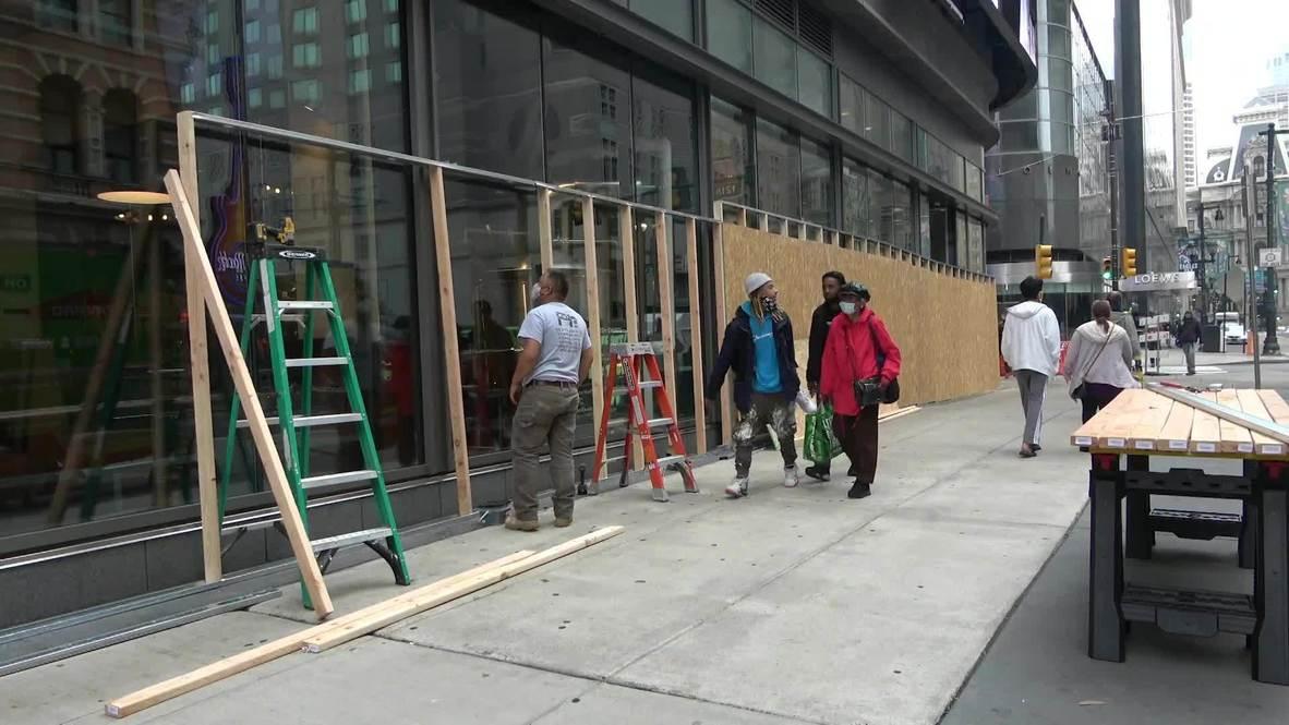 EE.UU.: Filadelfia se prepara para una nueva jornada de violencia mientras implementa el toque de queda