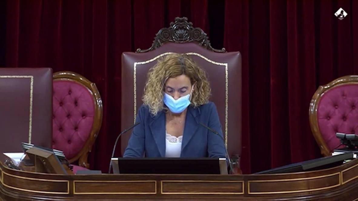 إسبانيا: الكونغرس يوافق على تمديد حالة الإنذار لمواجهة كورونا حتى 9 مايو 2021