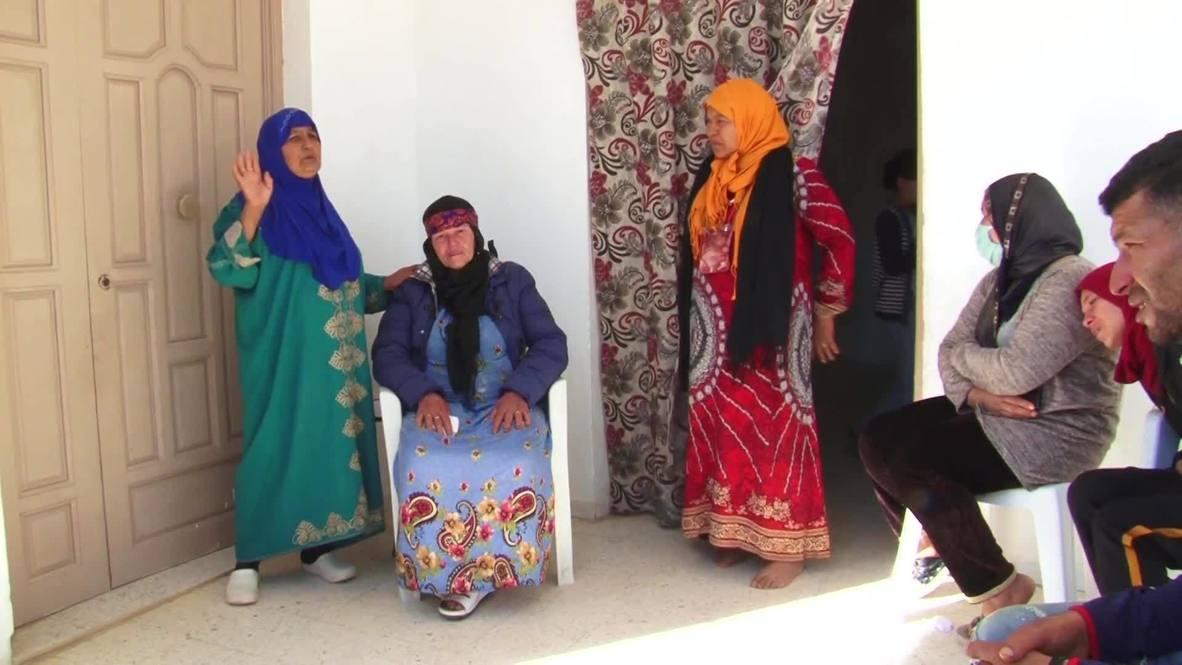 """Тунис: """"Мой сын не делает таких вещей"""". Родственники подозреваемого требуют расследования дела о нападении в Ницце"""