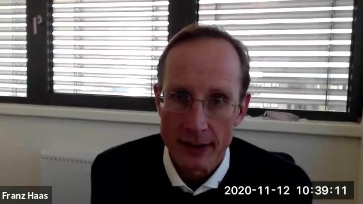 """Alemania: Vacuna de CureVac no necesitará una """"cadena de frío larga"""" - CEO de la compañía"""