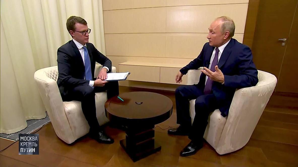 Россия: В отсутствии поздравлений Байдену от Москвы нет никакой подоплеки - Путин