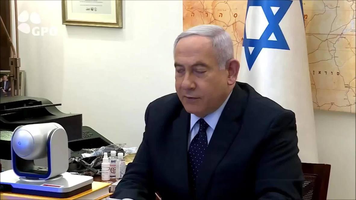Israel: Netanyahu celebra el fin de la libertad condicional del espía Jonathan Pollard