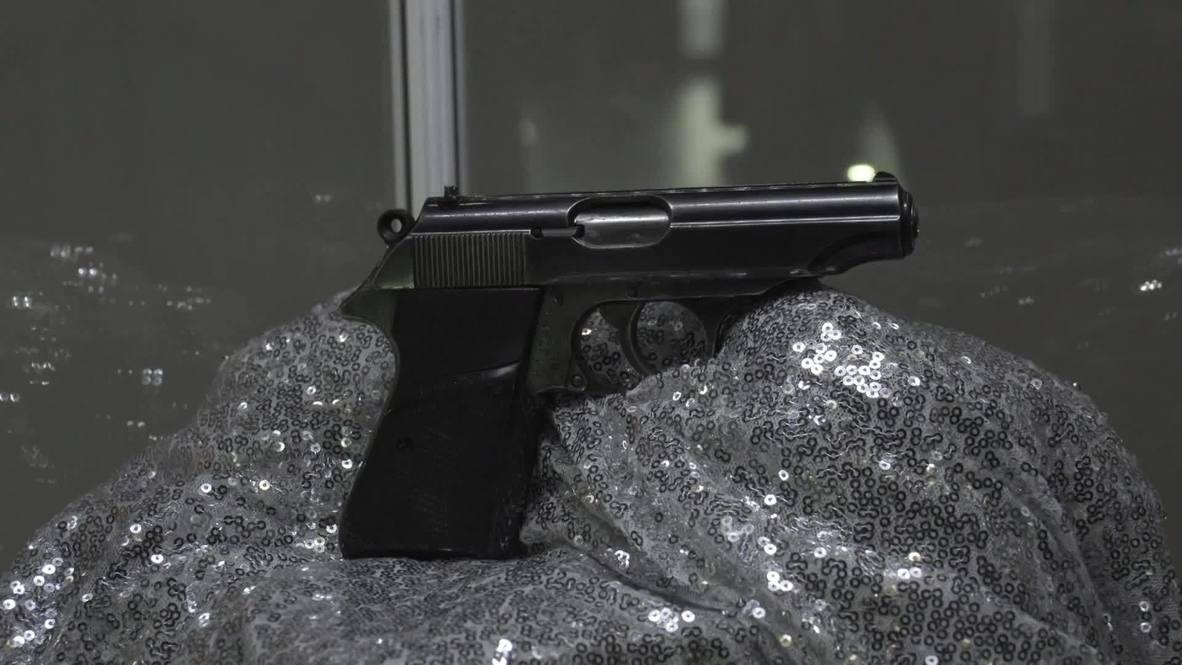 Original gun used in first James Bond film goes under the hammer