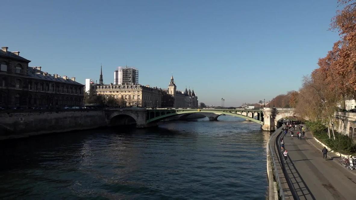 فرنسا: إعادة افتتاح المتاجر مع تخفيف إجراءات الإغلاق الثاني تدريجياً في البلاد
