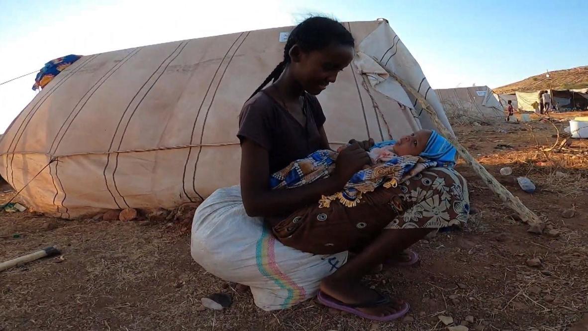 Sudan: Thousands of Ethiopians fleeing from Tigray war relocated to Um Rakuba camp