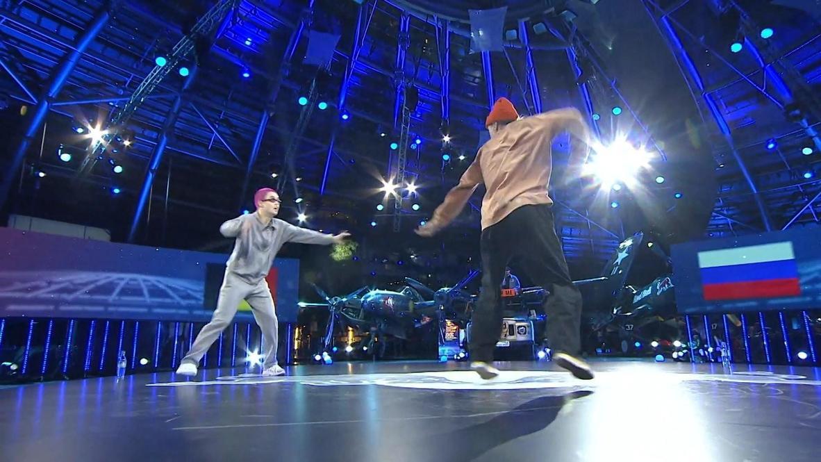 النمسا: تتويج الياباني شيغيكيكس والروسية كاستيت في بطولة رقص البريك دانس العالمية في سالزبورغ