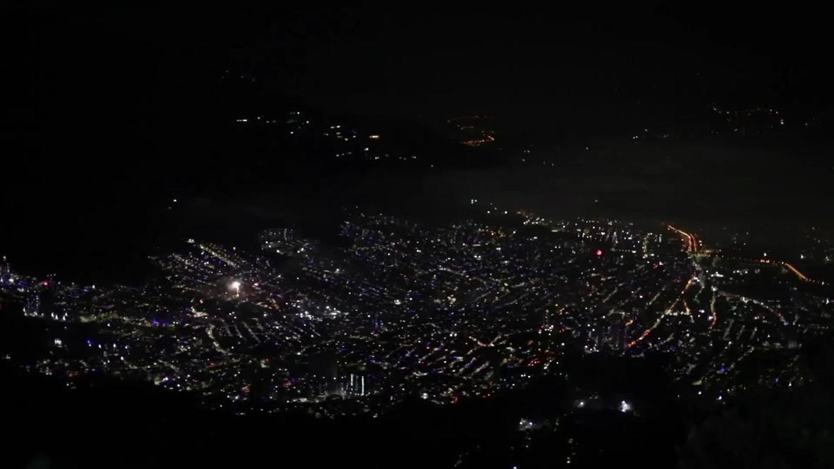 """Colombia: Medellín da la bienvenida a la temporada festiva con la Alborada, """"festival de la pólvora"""""""