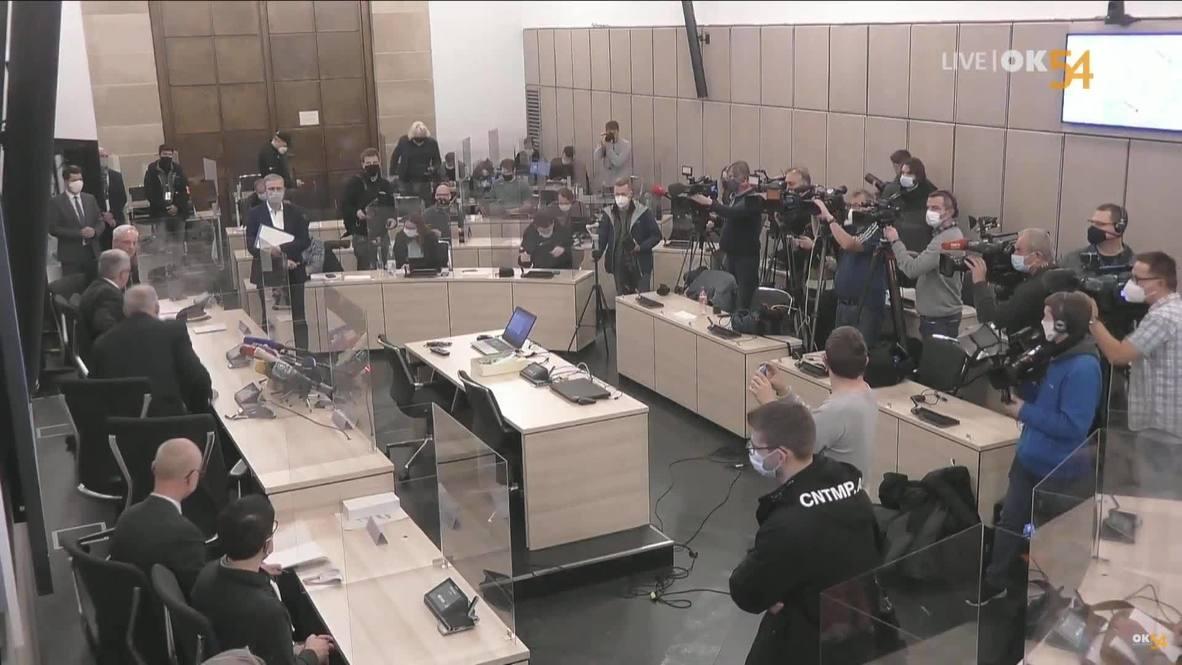 """Alemania: Fiscal dice que embestida mortal en Tréveris fue intencional y que el conductor estaba """"intoxicado"""""""