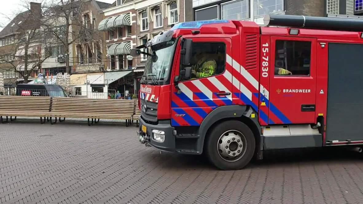 Países Bajos: Al menos dos heridos tras un apuñalamiento en La Haya