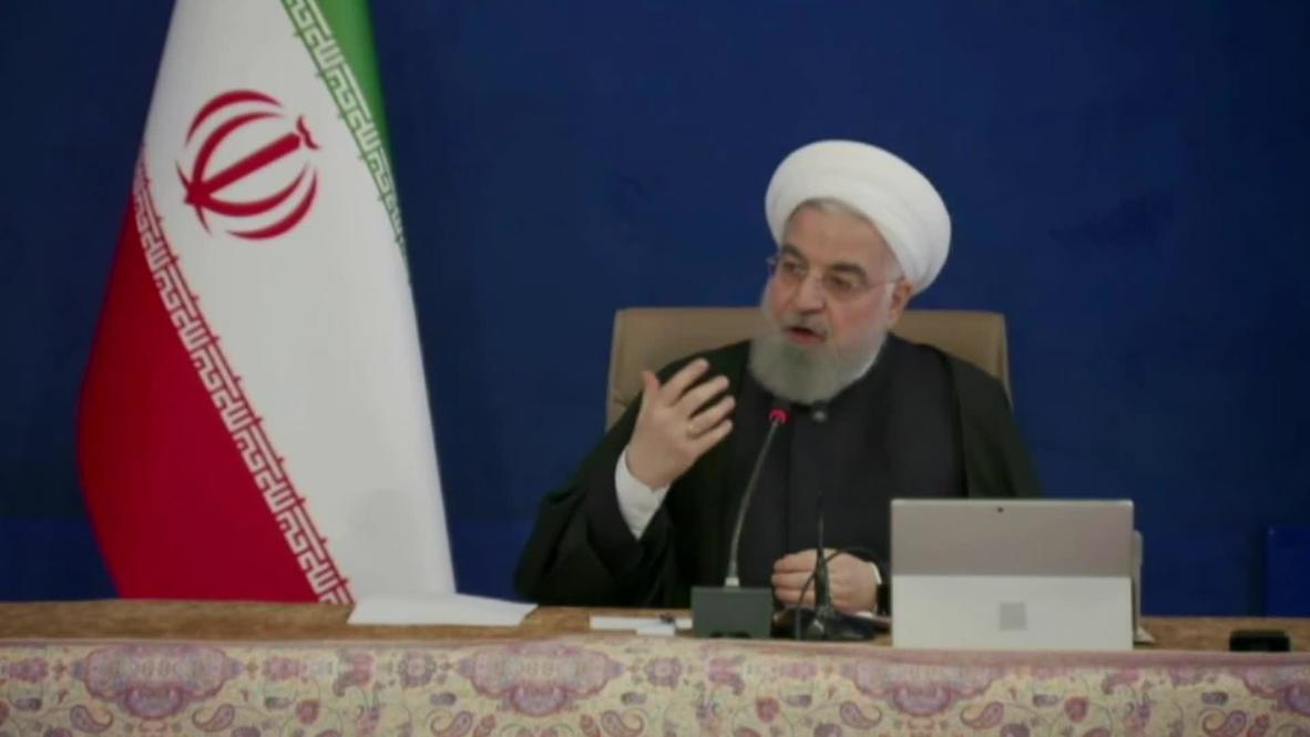 """إيران: روحاني يرفض القانون الذي أقرّه البرلمان بشأن الاتفاق النووي ويصفه بـ """"الضار"""""""
