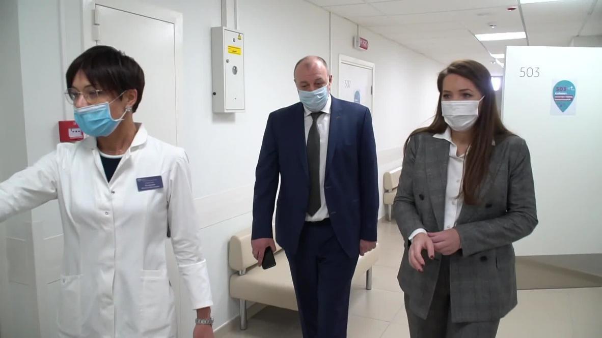 Россия: До начала 2021 года в Москве откроют 170 центров вакцинации - Ракова