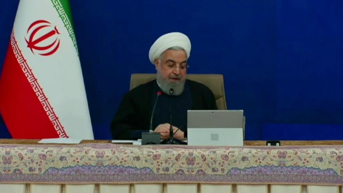 Iran: US reputation 'will take many years' to return to pre-Trump era - Rouhani