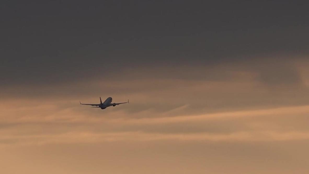 ألمانيا: إقلاع طائرة المعارض الروسي نافالني من برلين باتجاه موسكو