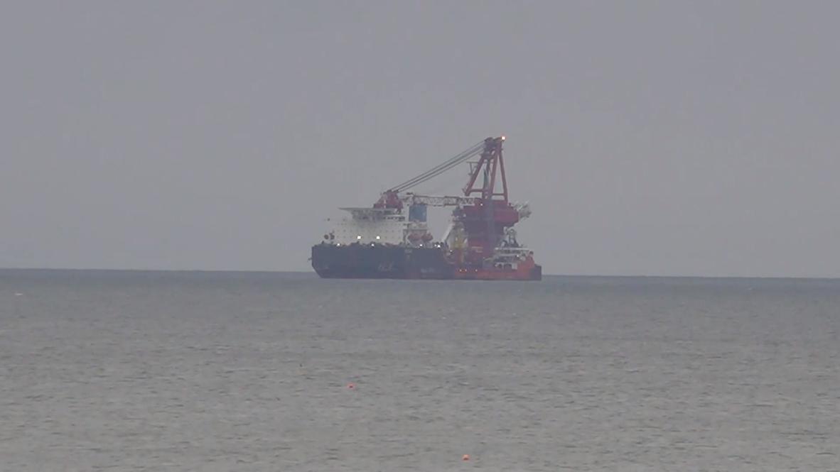 Alemania: Barco ruso involucrado en el gasoducto Nord Stream 2 sufre sanciones de EE.UU.