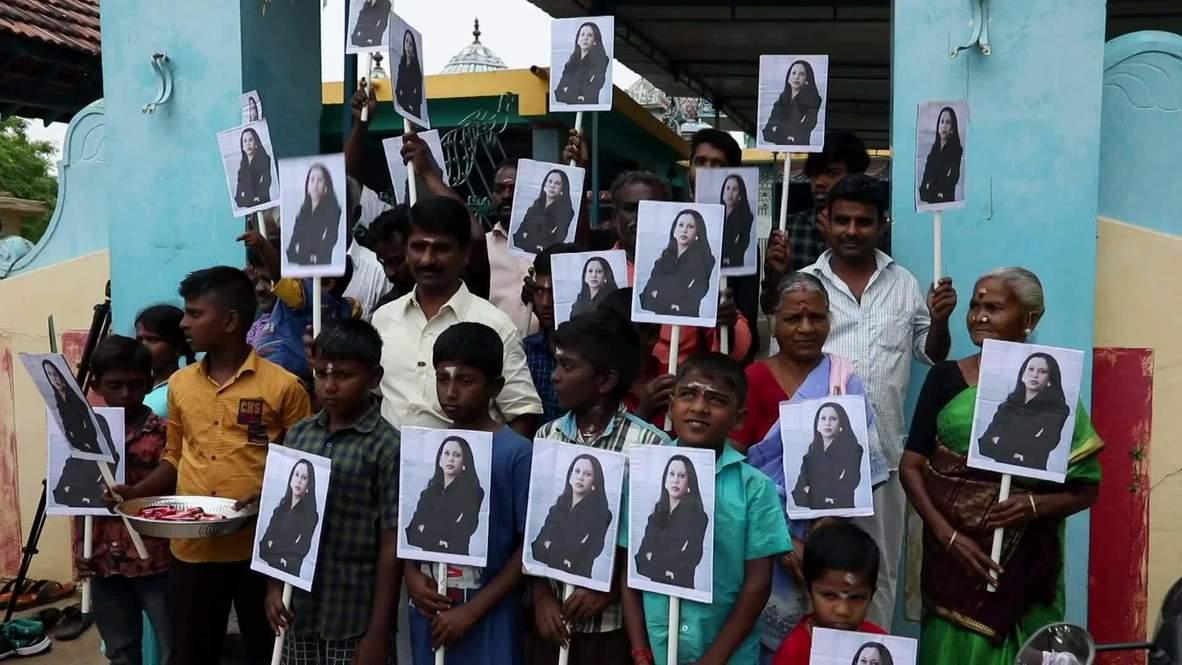 Индия: После принесения присяги вице-президента США Харрис поздравили на родине ее предков