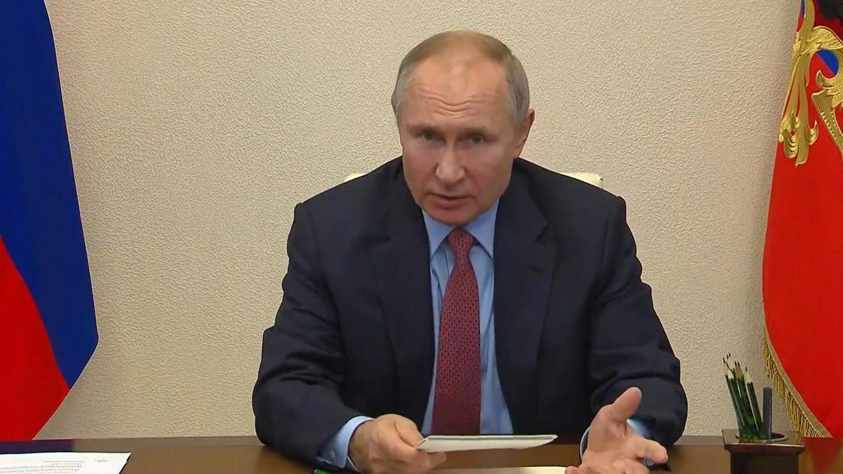 Россия: Цены на продукты в 2020 году выросли больше инфляции - Путин