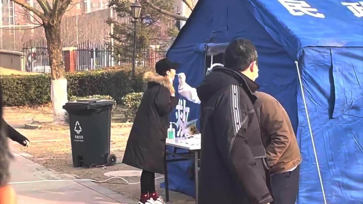 China: Realizan pruebas de covid-19 en Pekín tras encontrar nuevos casos de coronavirus