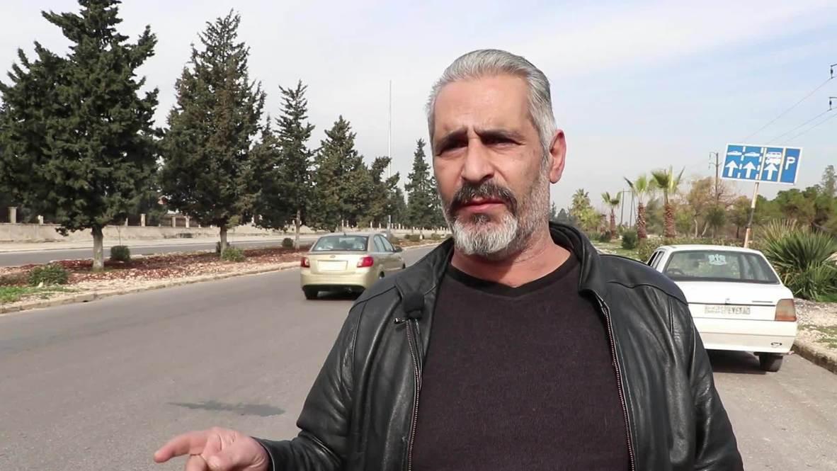 """سوريا: الحلبيون ينتقدون السياسة الأمريكية """"الجائرة"""" ضد بلادهم ويُبدون تشاؤما حيال تغيّرها"""