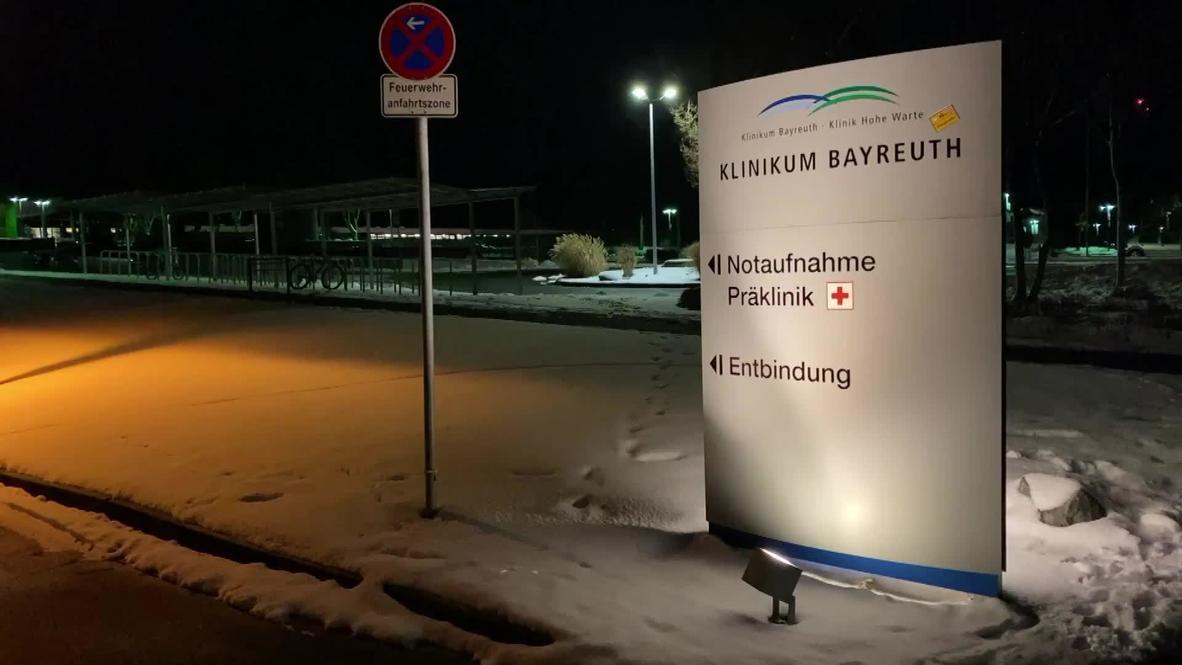 ألمانيا: تفش محتمل للسلالة كوفيد البريطانية في منشأة يجبر أكثر من 3000 موظف للخضوع للحجر الصحي