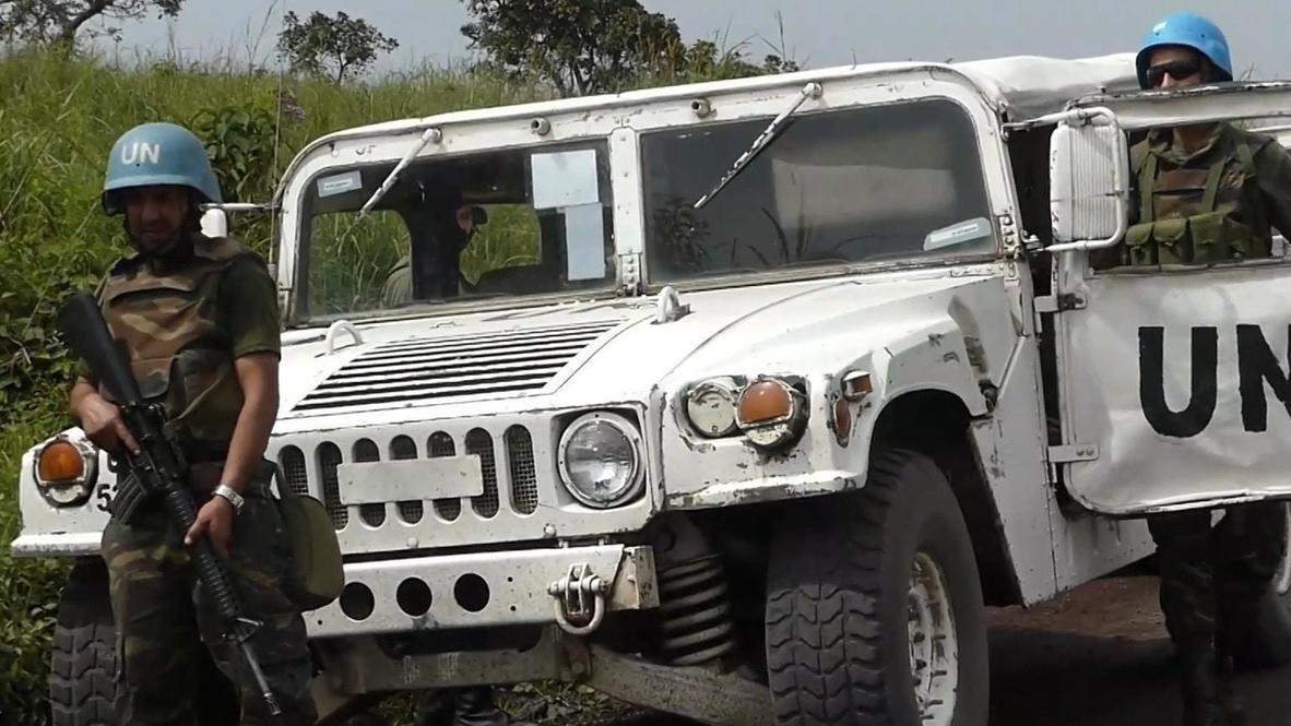 جمهورية الكونغو الديمقراطية: قوات الامم المتحدة تنتشر في موقع مقتل السفير الايطالي جراء هجوم على قافلته