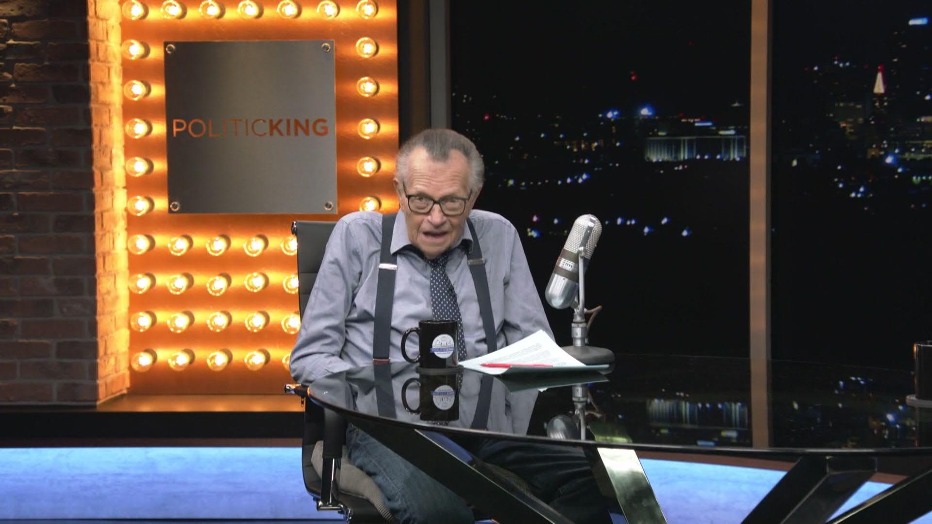 EE.UU.: Larry King muere a los 87 años *ARCHIVO* *CONTENIDO DE SOCIOS*